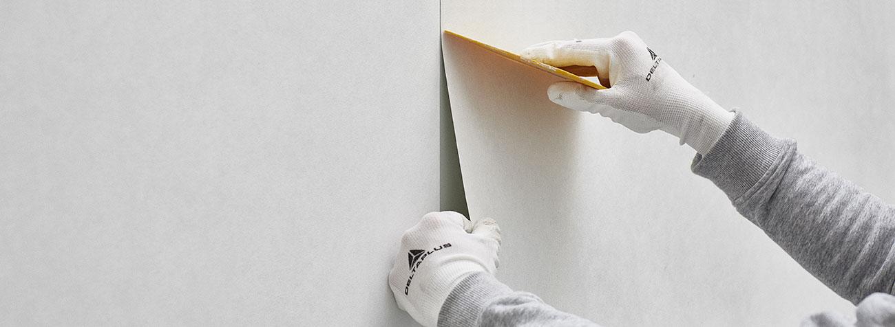 Meesterhand renovatie- en glasvliesbehang